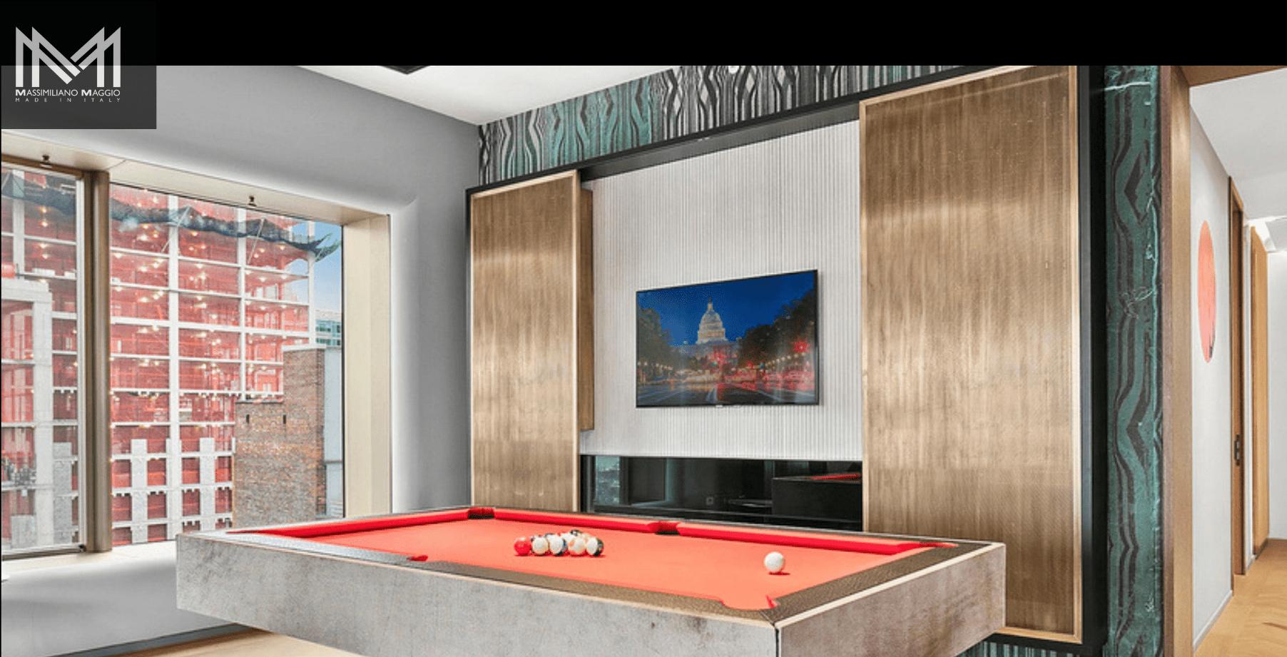 1 StandUp Preview Massimiliano Maggio Made in Italy Luxury Pool Table biliardo tavolo.png e1631369866559