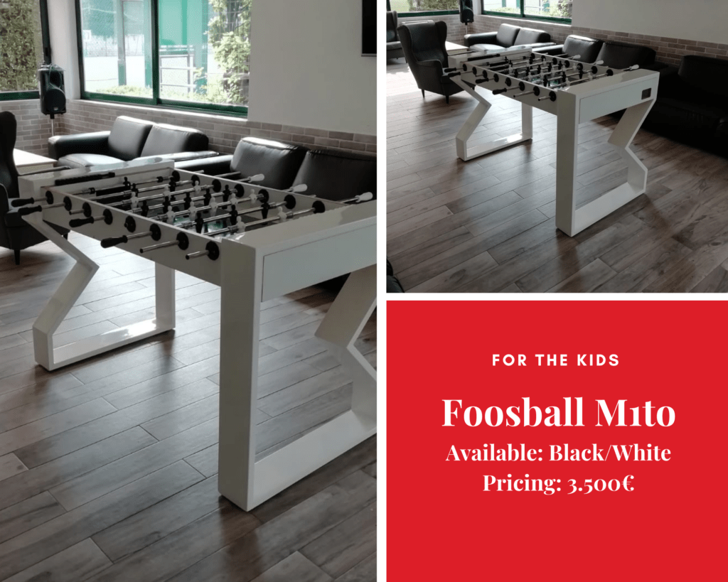 3 Massimiliano Maggio Made in Italy Spread The Joy of Christmas 2019 Luxury Pool Table